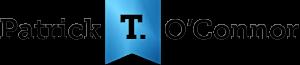 Patrick T. O'Connor Logo